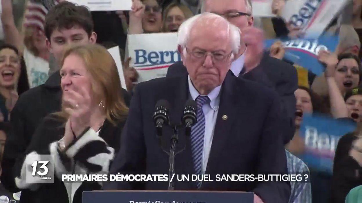 Primaires démocrates : Un duel Sanders-Buttigieg ?