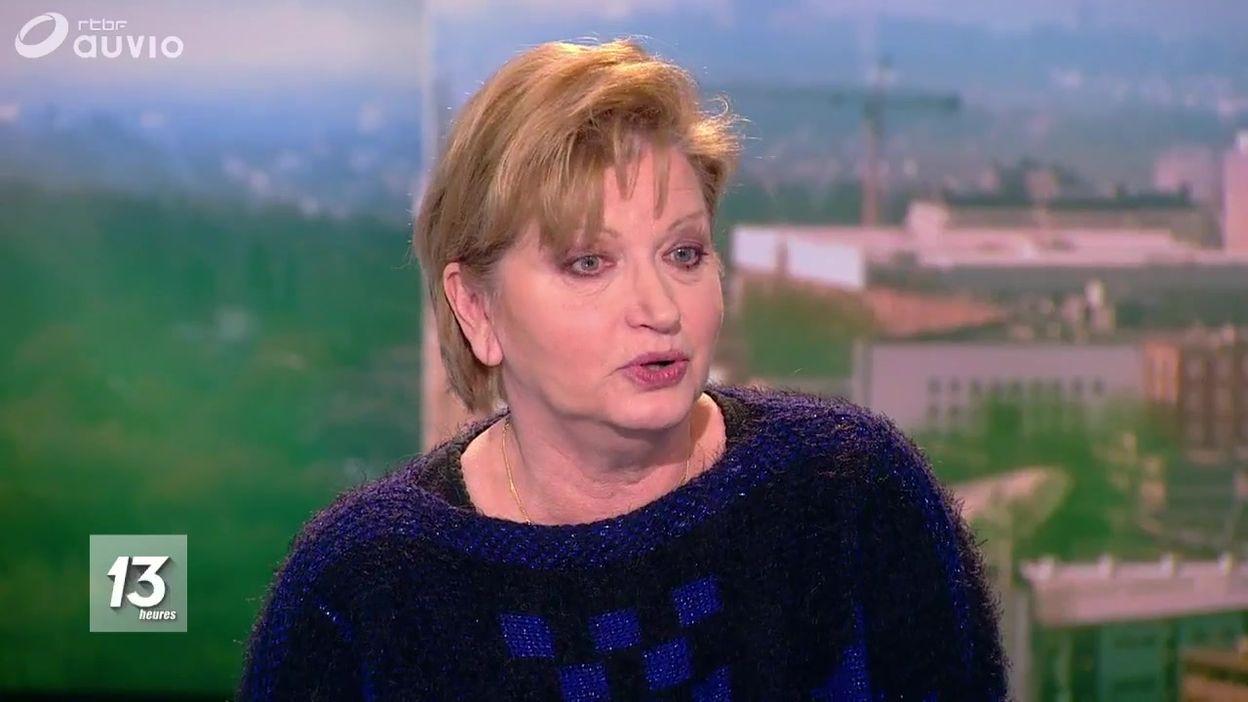 Sonia Verstappen : militante des droits des prostituées