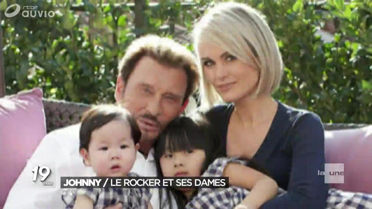 Johnny et ses femmes