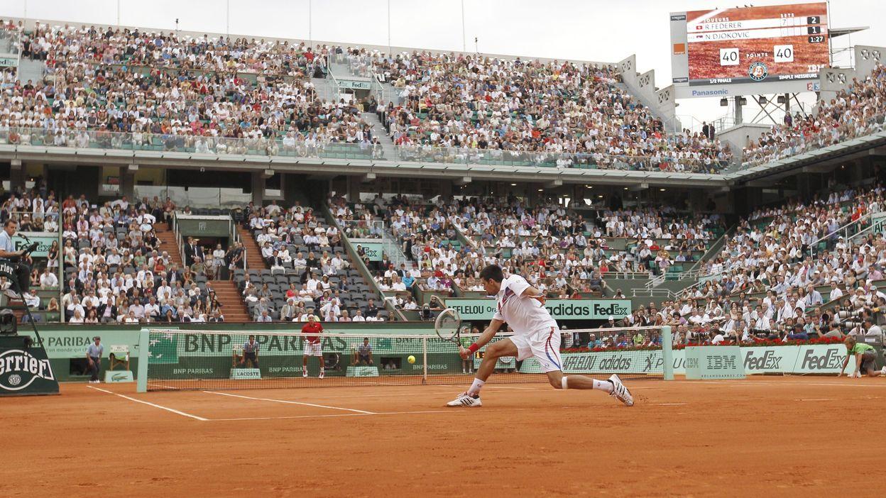 Demi-Finale 2011 : Roger Federer - Novak Djokovic