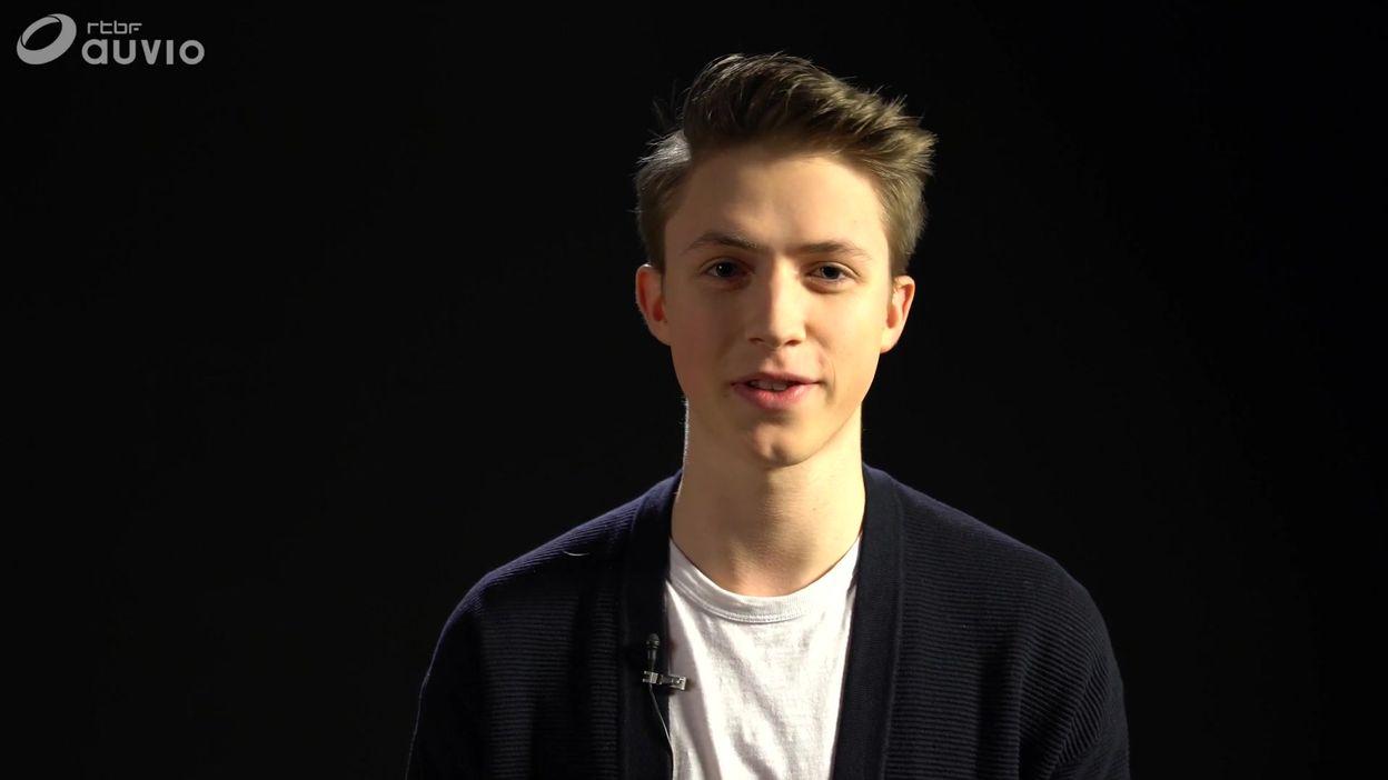 Eliot, le représentant belge au Concours Eurovision de la chanson 2019 !