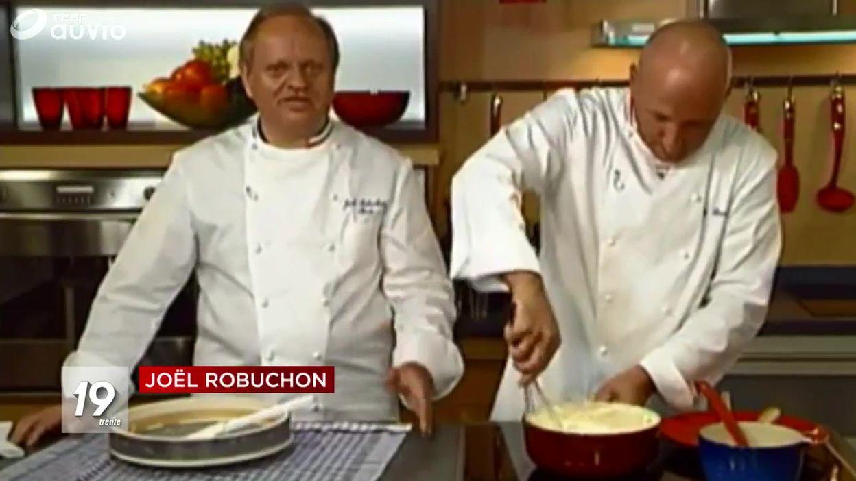 Joël Robuchon : mort d'un créateur culinaire