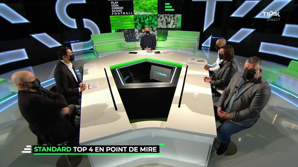 Standard : le plateau de La Tribune analyse les débuts de Mbaye Leye comme coach