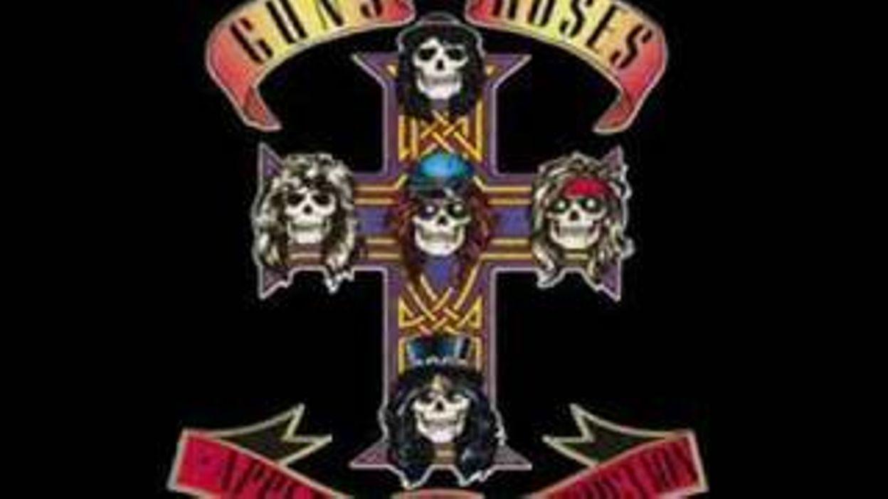 Guns N' Roses - Nightrain - 12/07/2017