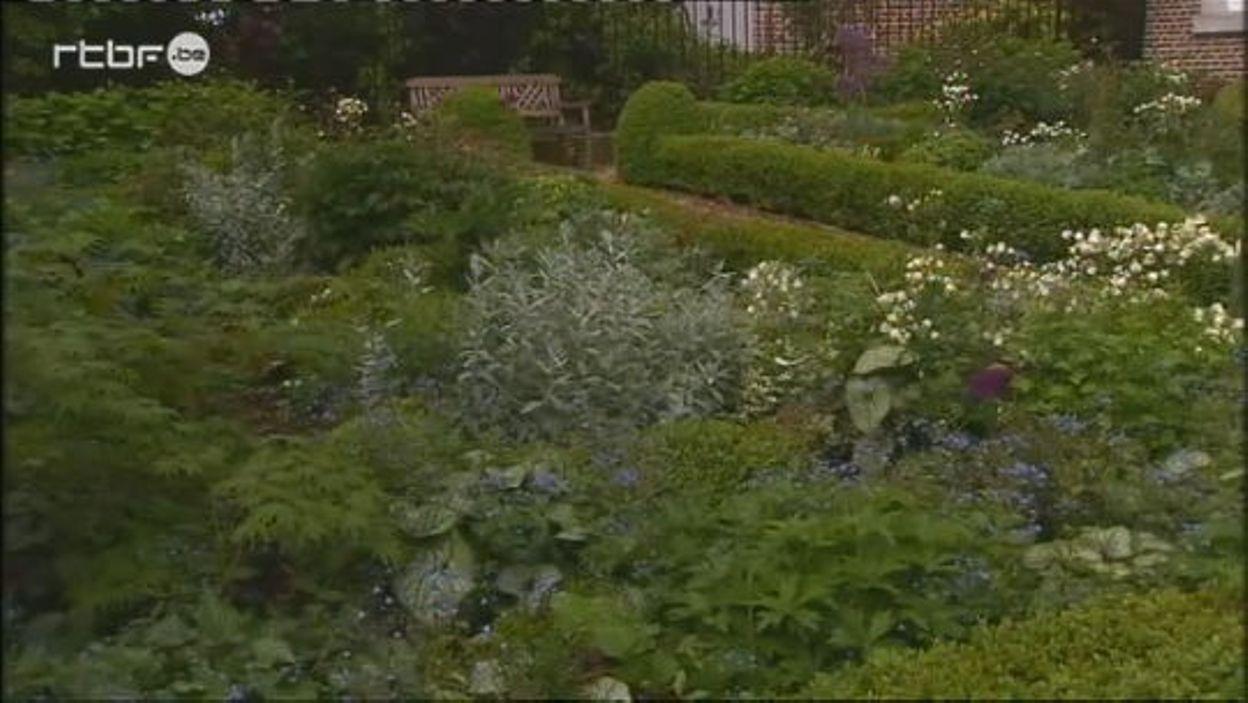 Le jardin de Dominique à Gingelom