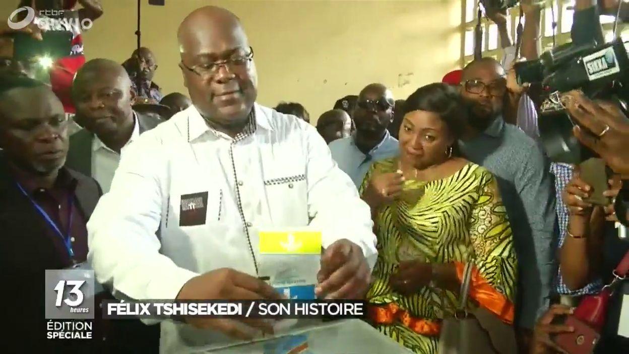 Qui est Félix Tshisekedi, le nouveau Président de la RDC ?