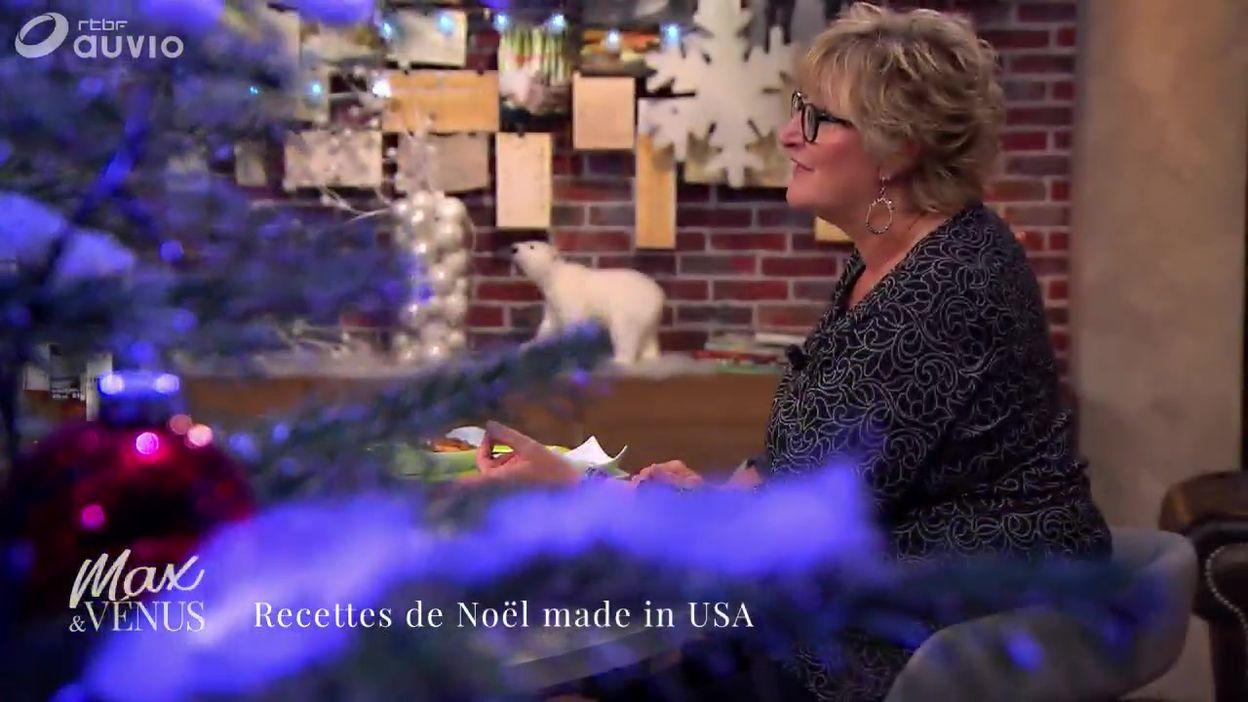 Recettes de Noel made in USA