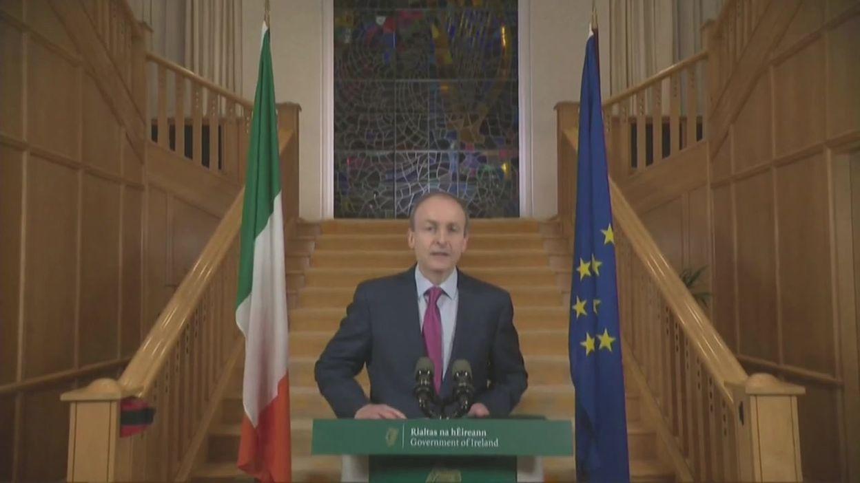 Irlande prolonge son confinement après mars