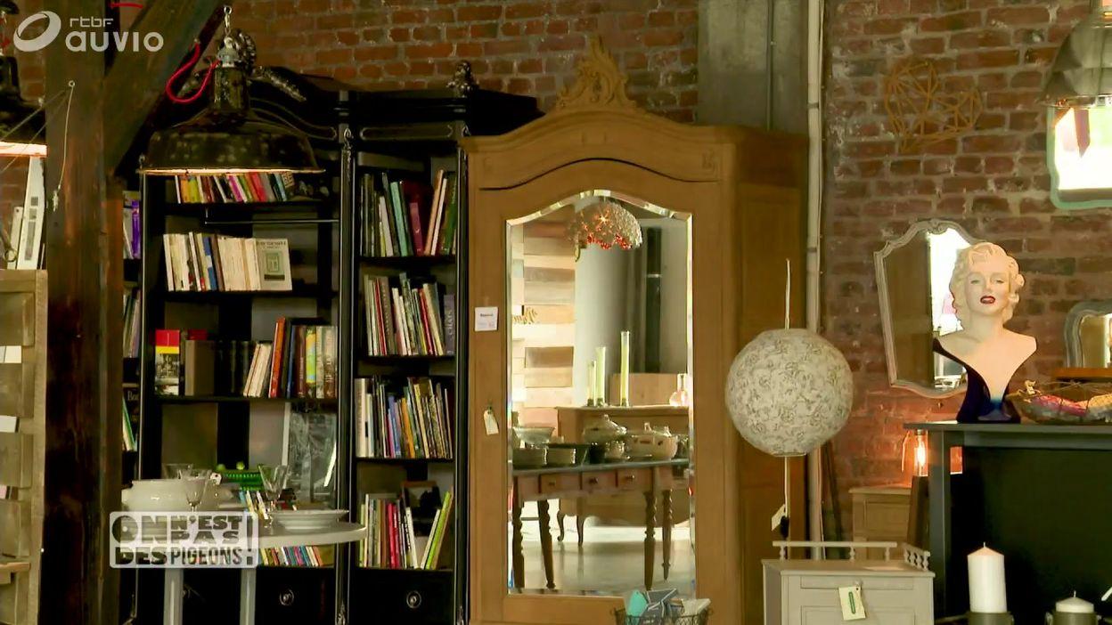 Tendance: restauration et recyclage de meubles anciens - On n\'est pas des  pigeons ! - 17/05/2018