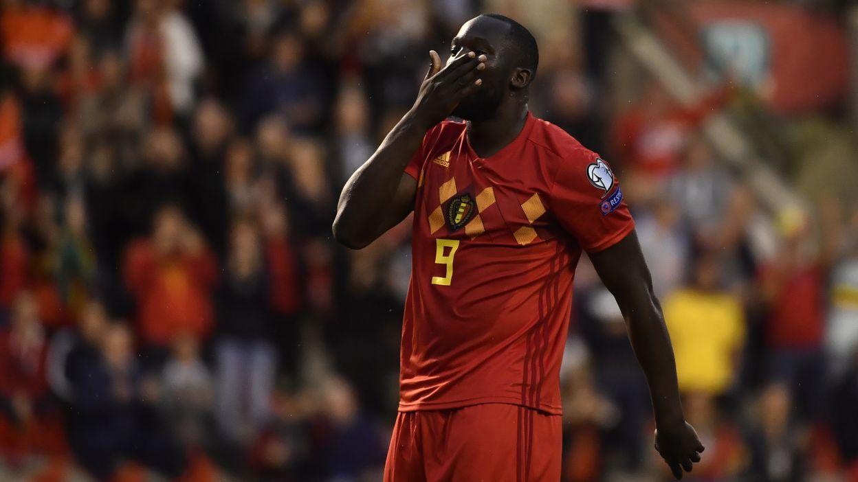 2-0 : But de Romelu Lukaku