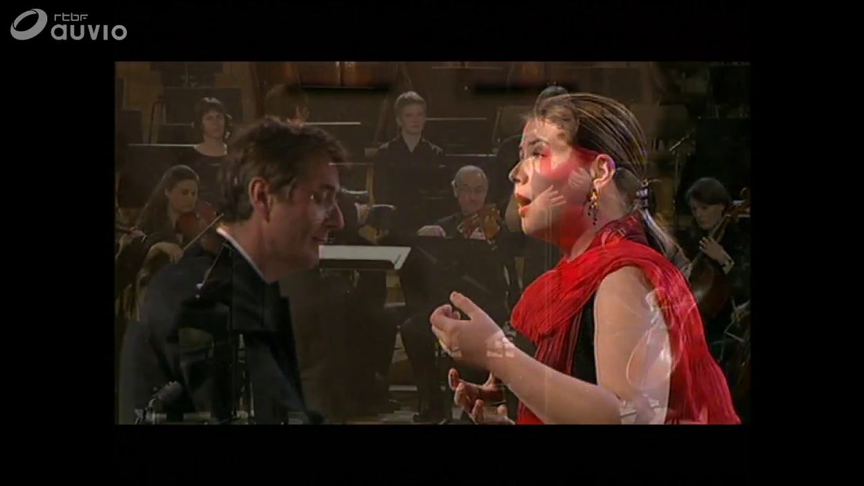 Queen Elisabeth 2004 - chant - Diana Axentii - Finale -  Laudamus te de Bach