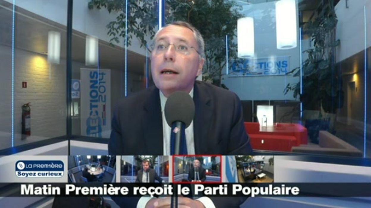 L'Invité de Bertrand Henne : Mischaël Modrikamen PP (15/05/14)