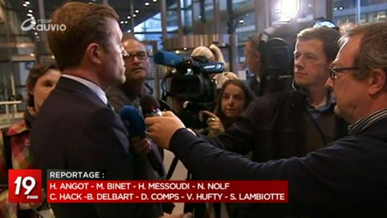 CETA : l'invité Paul Magnette