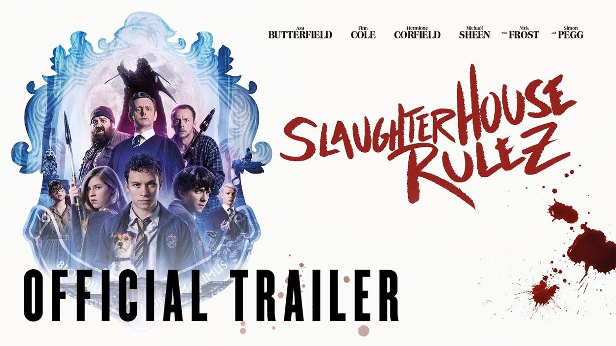 slaughterhouse rulez: official trailer - at cinemas halloween - 17