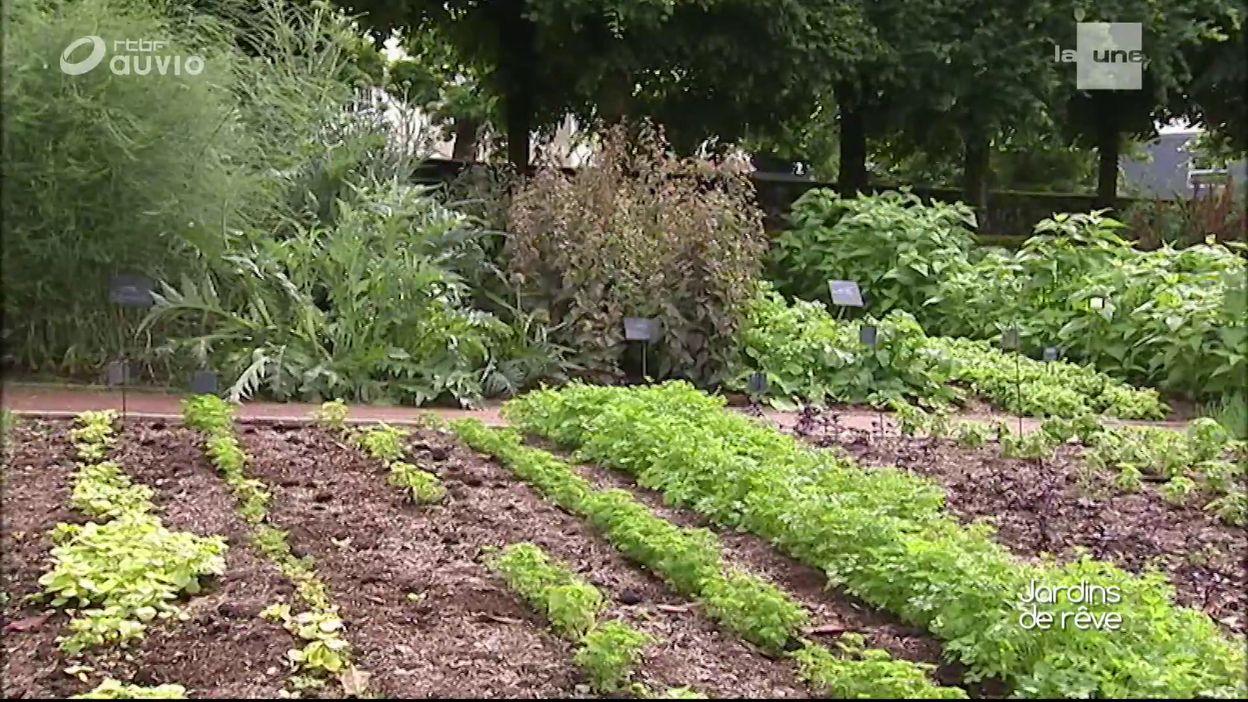 Les Jardins De Reve De Luc Noel En Anjou Le Jardin Camifolia La Roseraie Les Chemins De La