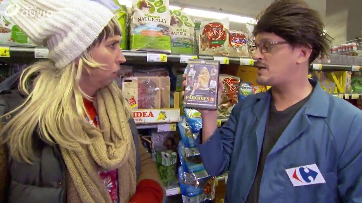 Carrefour met en vente des produits périmés