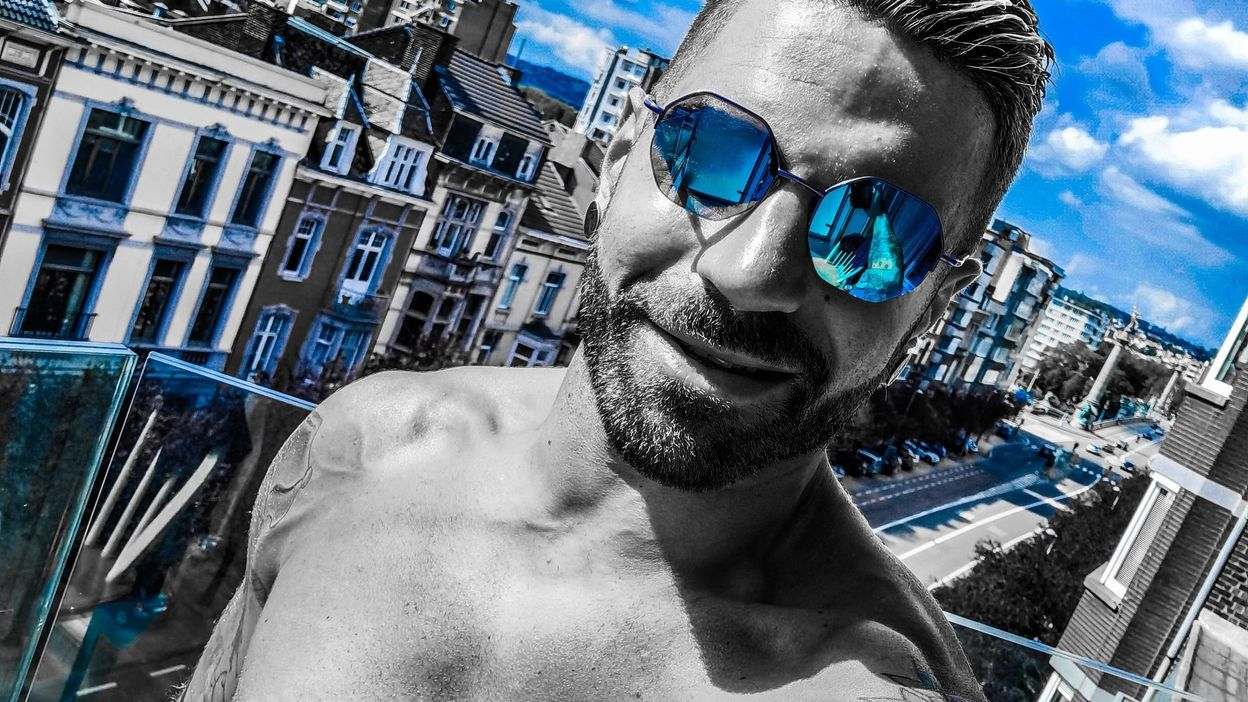 Kevin Marot, Mister Tattoo Belgium 2021 !