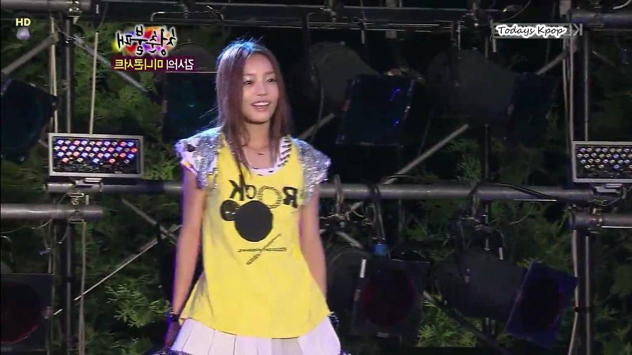 Kara (Goo-Hara) Sexy Dance