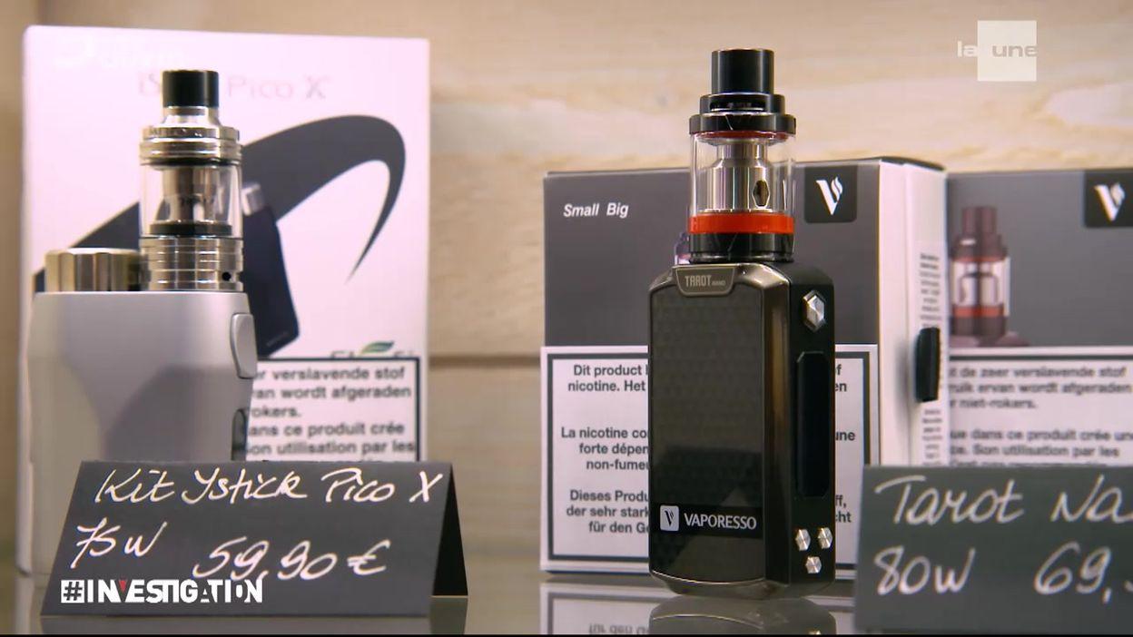 Cigarette électronique: le grand enfumage