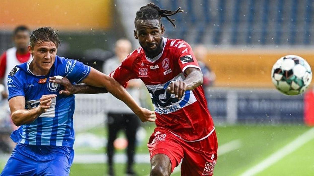 Terem Moffi S En Va A Lorient Courtrai Touche Le Jackpot