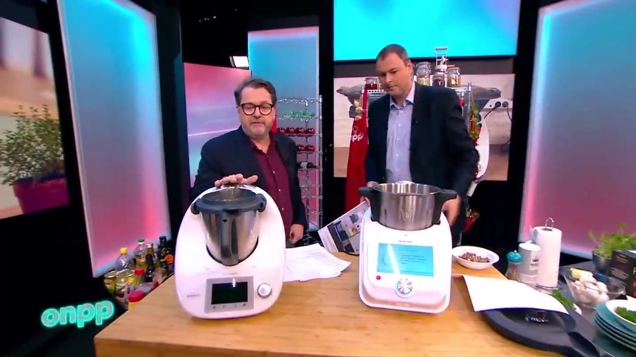 Mr Connect VS Thermomix