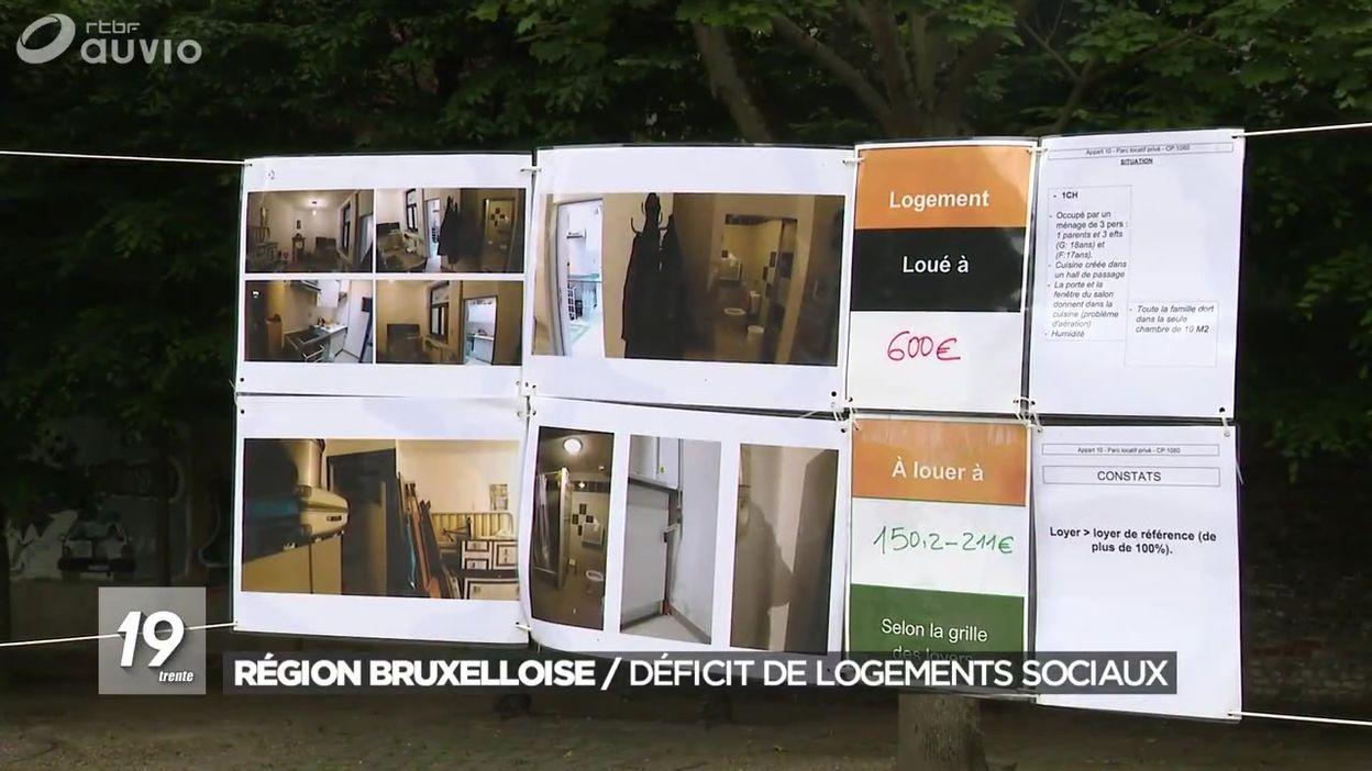 La difficulté de trouver un logement à Bruxelles