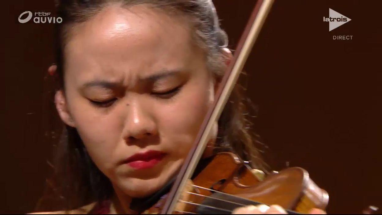 Queen Elisabeth - Stella Chen - Tchaikovsky, Concerto en ré majeur