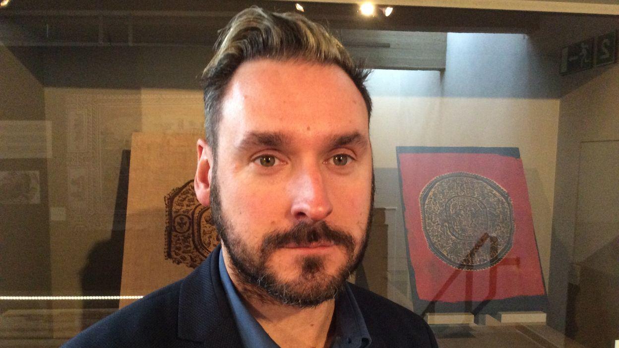 L'info culturelle - Interview avec Arnaud Quertinmont