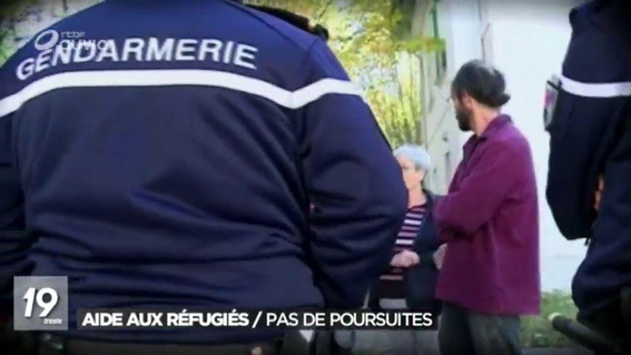 En Belgique Tout Citoyen Peut Heberger Transporter Et Aider Des