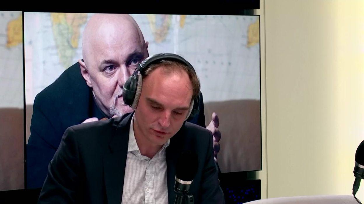 Edgar Szoc - Claude Moniquet rejoint les listes Destexhe