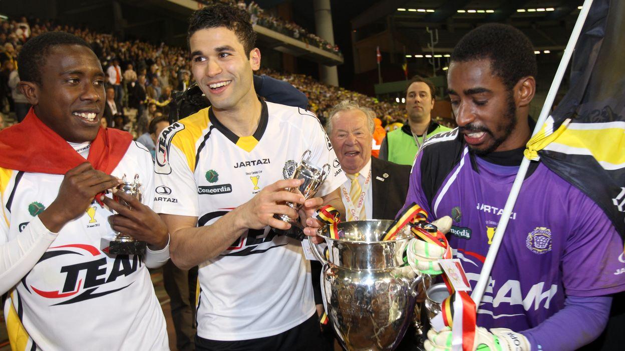Finale 2012 : Lokeren - Courtrai
