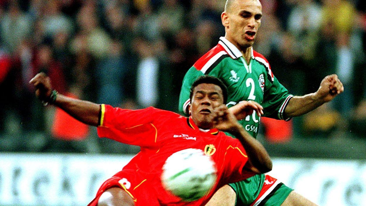 Belgique - Egypte : 30 mars 1999 (0-1)