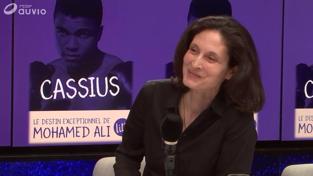Cassius, le destin exceptionnel de Mohamed Ali raconté par Catherine Locandro