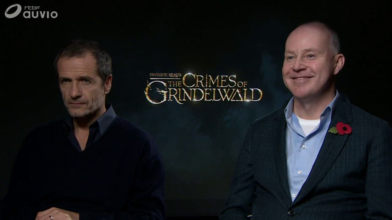 L'interview intégrale de David Heyman et David Yates