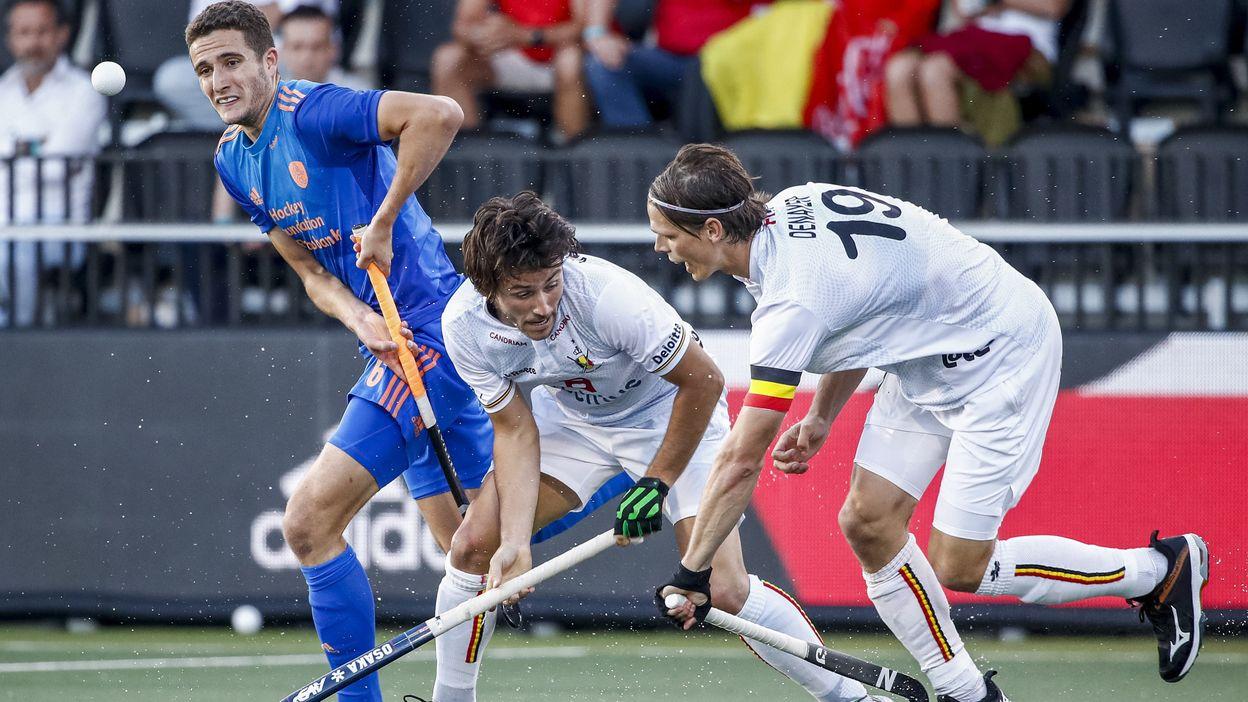 Pays-Bas - Belgique : 2-2 (3-1)