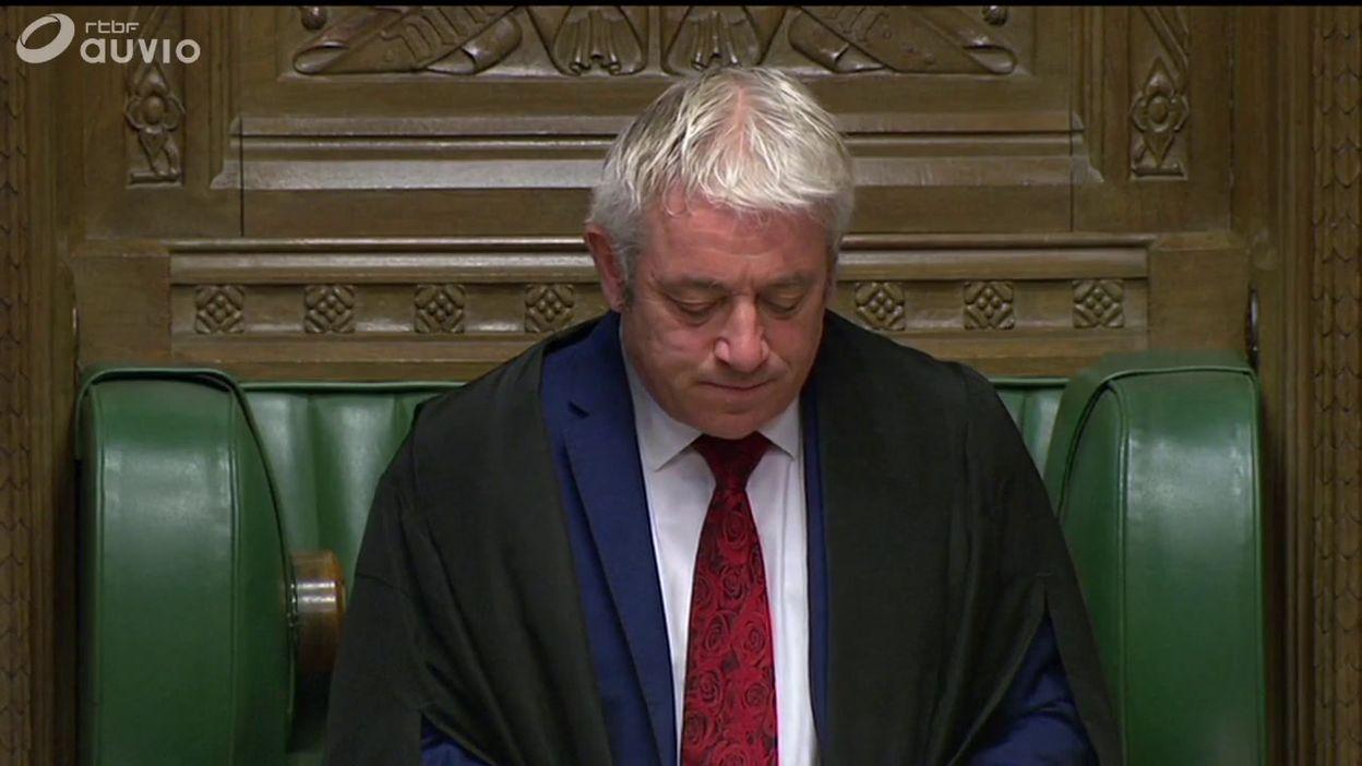 Brexit: le Parlement britannique a ouvert sa séance exceptionnelle