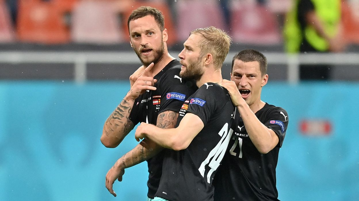 3-1 : But de Marko Arnautovic
