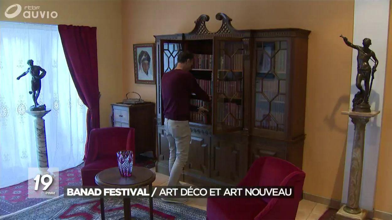 DOSSIER/ Banad Festival pour célébrer l art déco et l art nouveau à Bruxelles