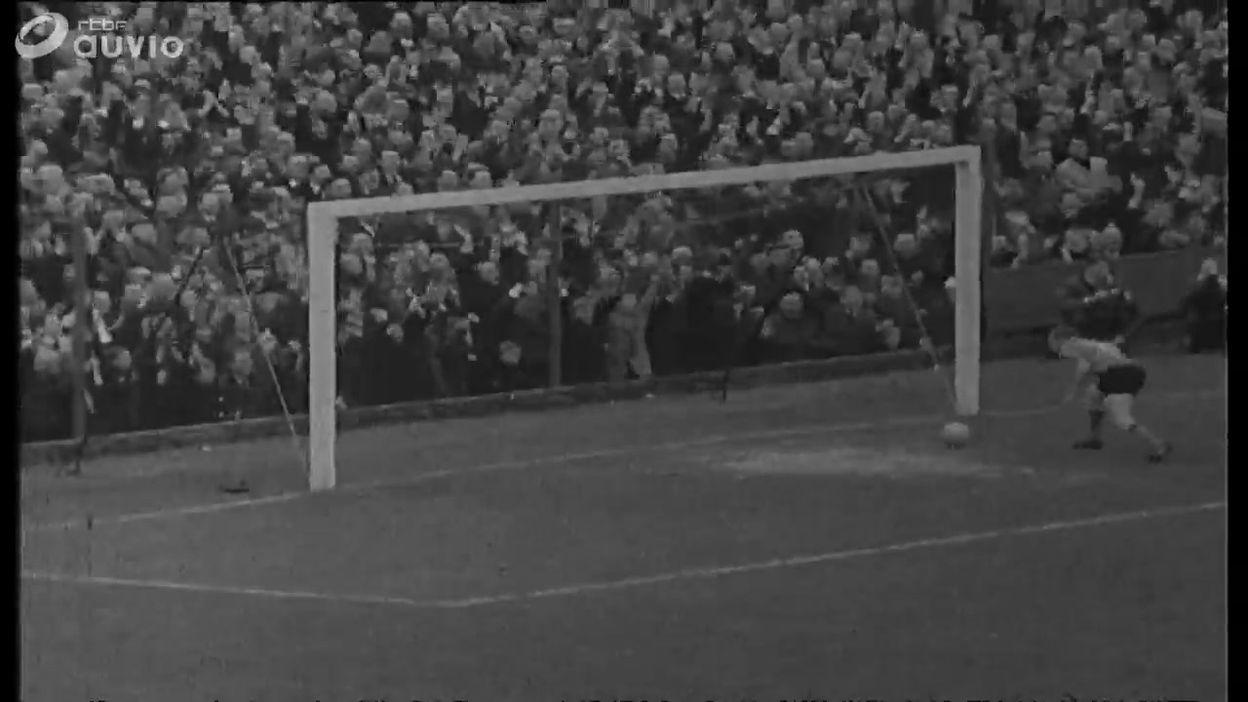 Pays-Bas - Belgique : 17 avril 1966 (3-1)