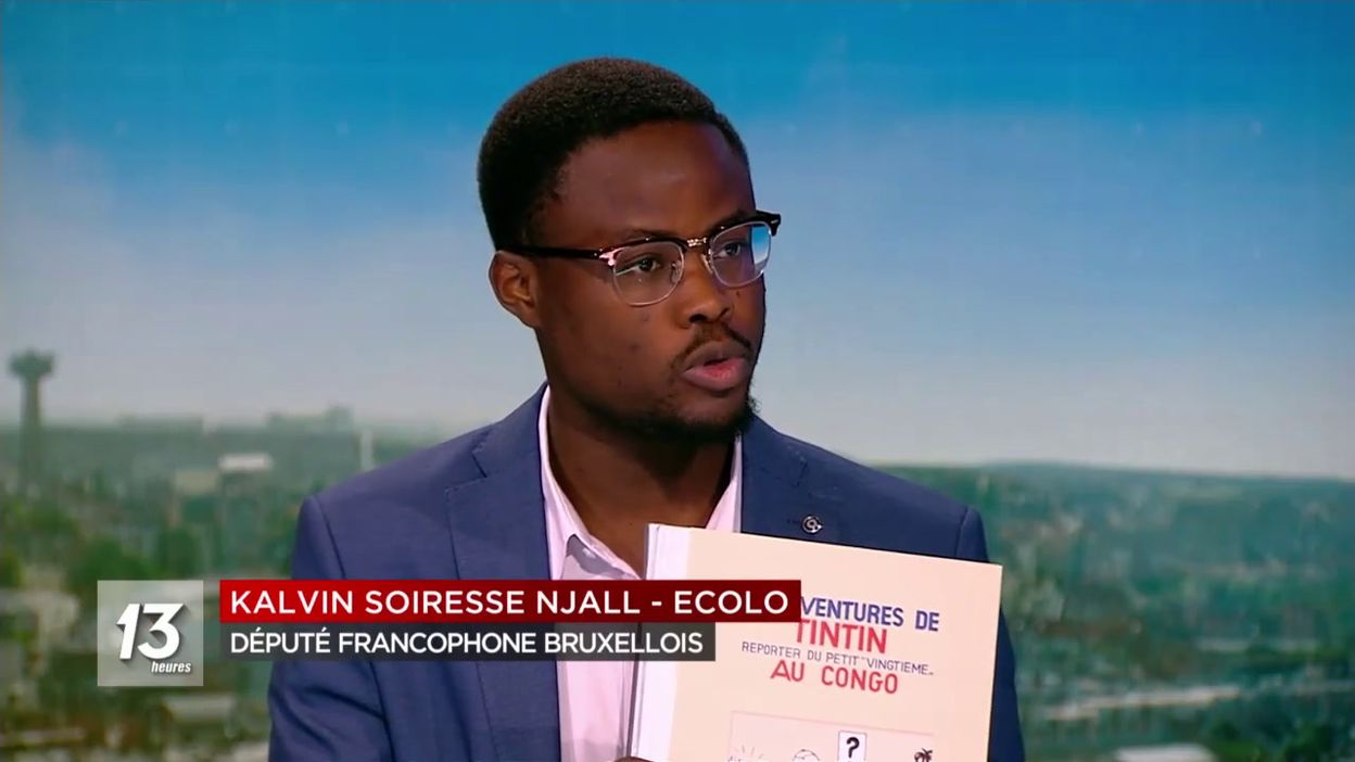 Tintin au Congo /  Un album toujours controversé