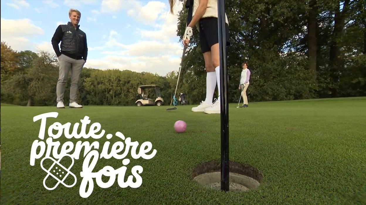 Toute Première Fois - Golf