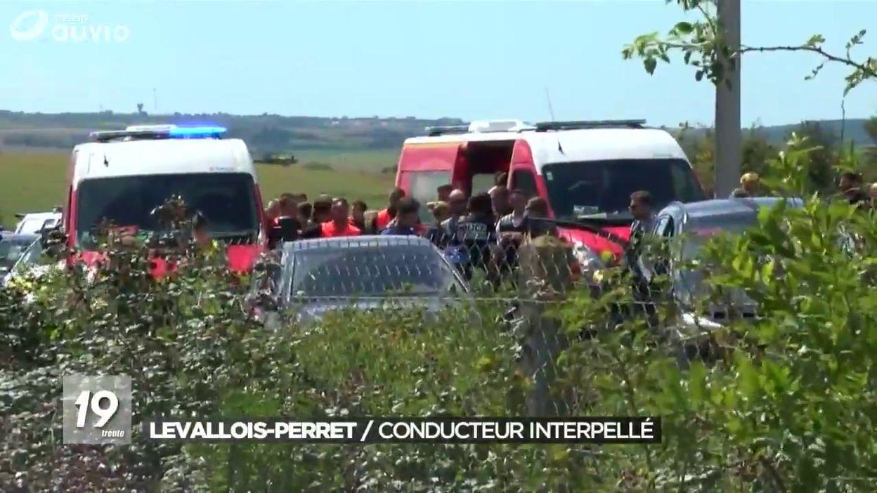 Militaires renversés près de Paris : le véhicule intercepté, son conducteur blessé par la police