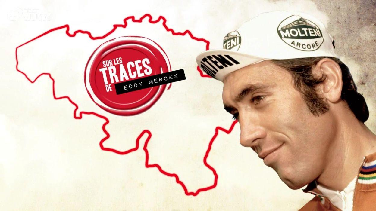 Sur les traces d'Eddy Merckx