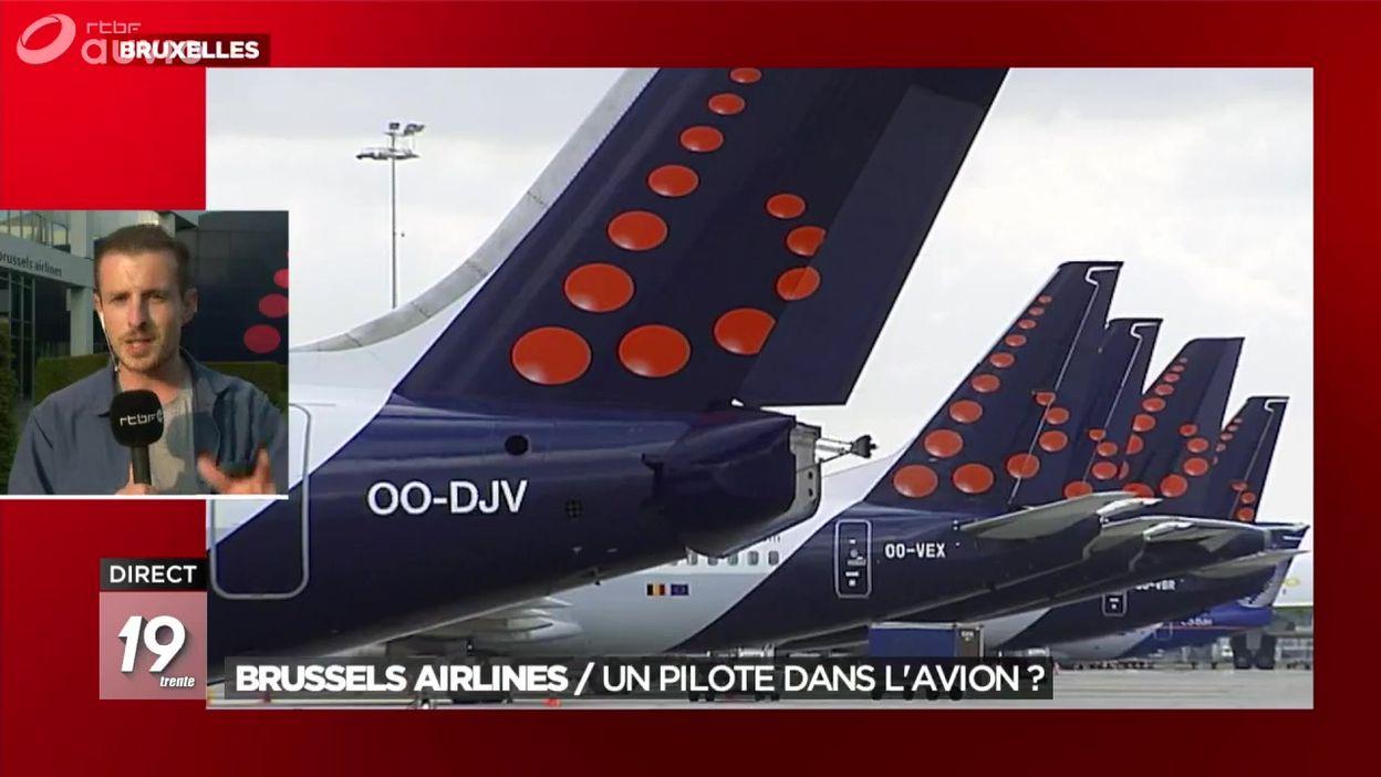 Brussels Airlines : les grèves sont confirmées