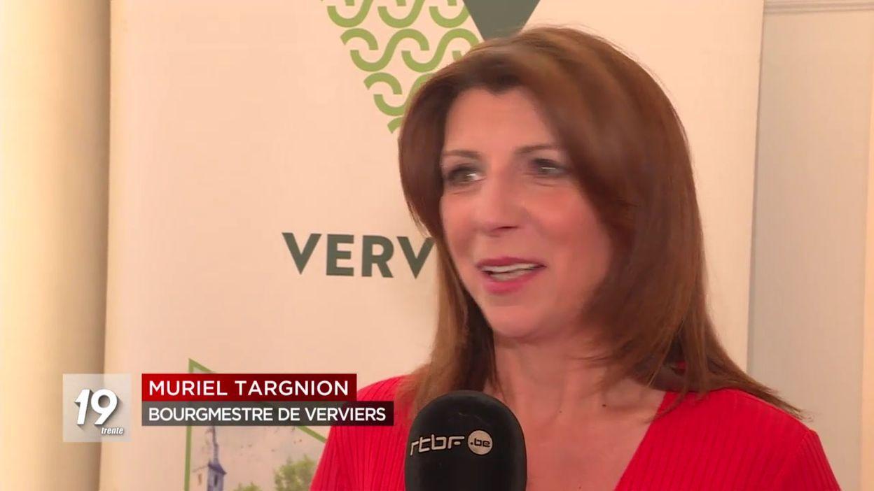 Verviers: la bourgmestre Muriel Targnion exclue du PS