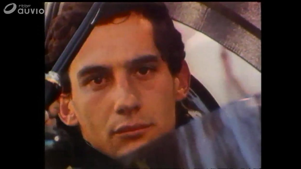 Portrait de Ayrton Senna