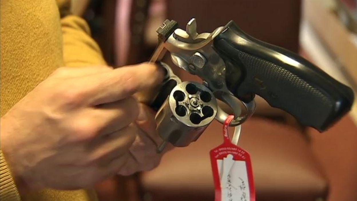 Le banc d'épreuves des armes à feu