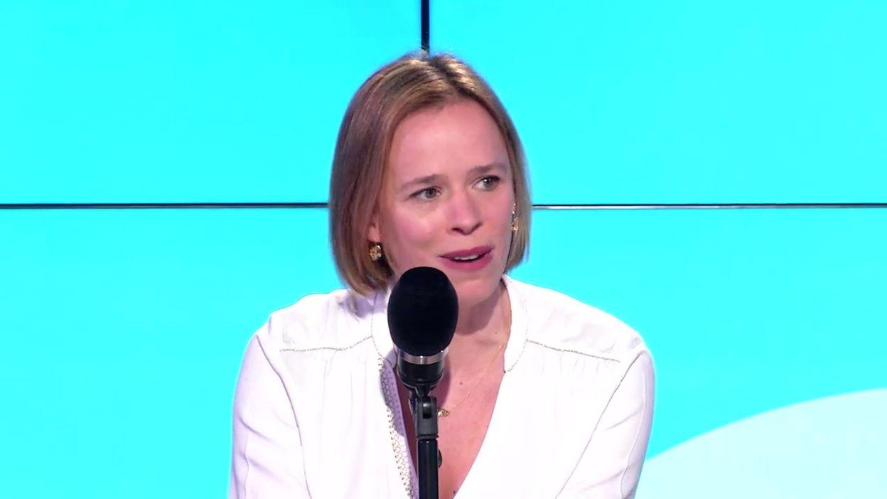 Le Grand Oral de Caroline Désir
