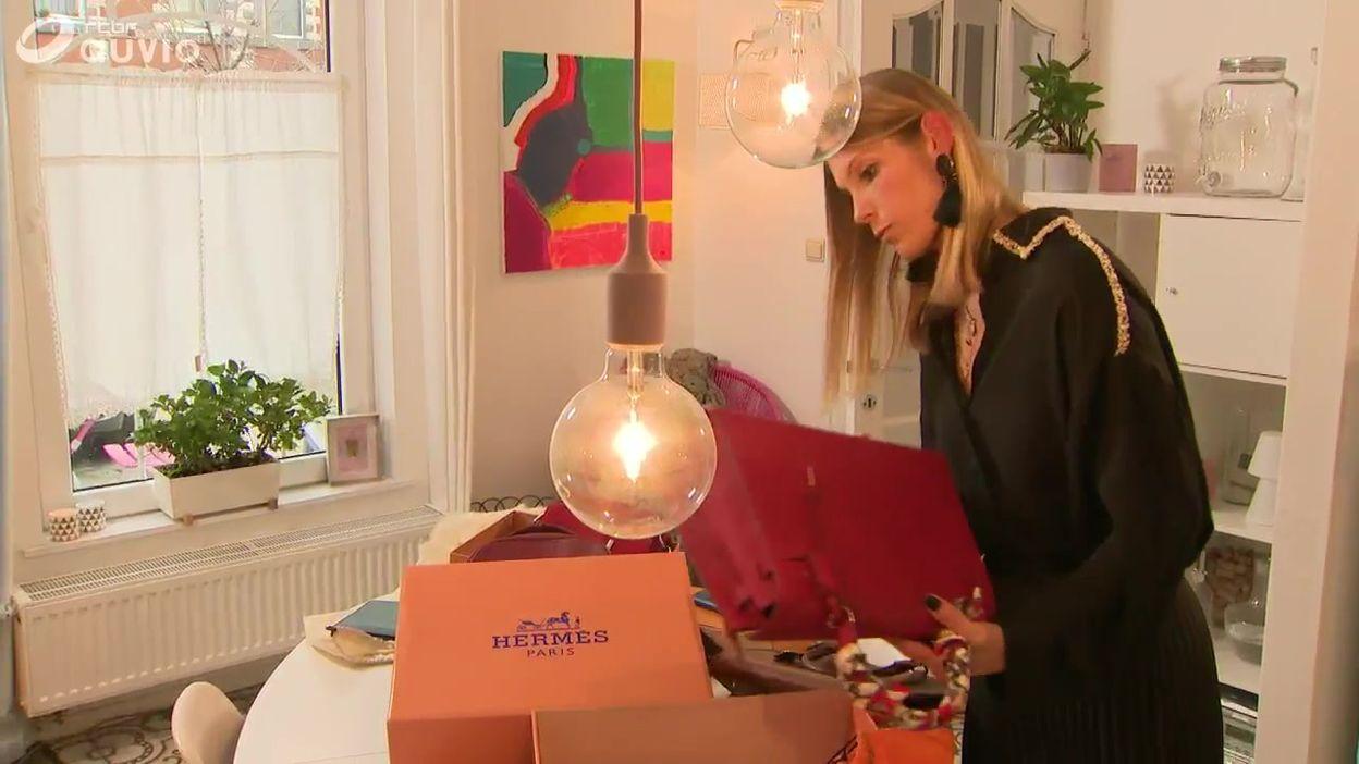 Carton plein pour les sacs de luxe d'occasion, mais gare à la contrefaçon