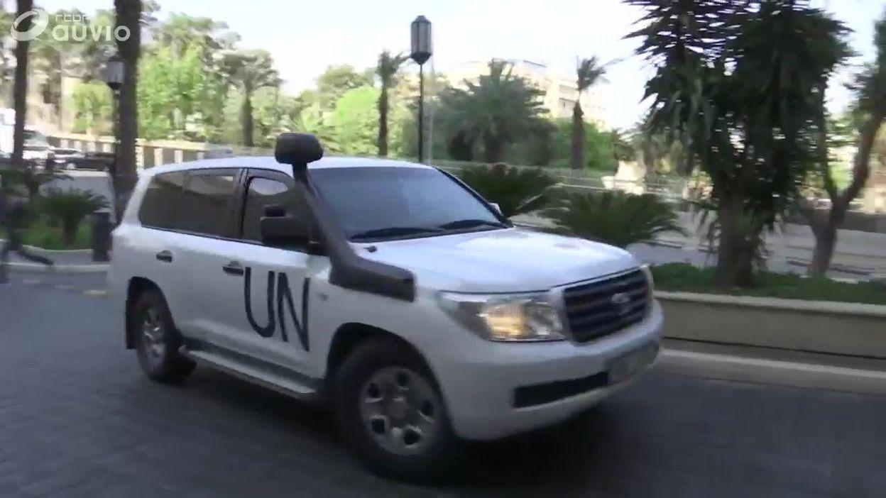 Attaque chimique Douma : les experts retardés